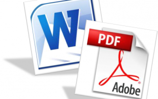"""Should I Email My Resume as a PDF or Word Doc?"""""""